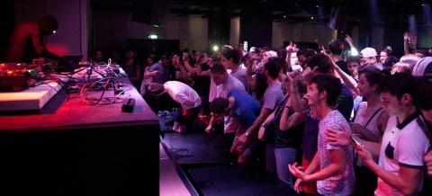 Le Trokson, an alternative music venue that hosts free concerts